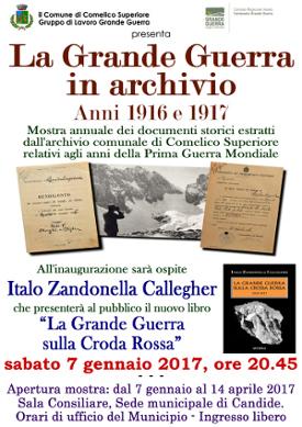 La Grande Guerra in archivio